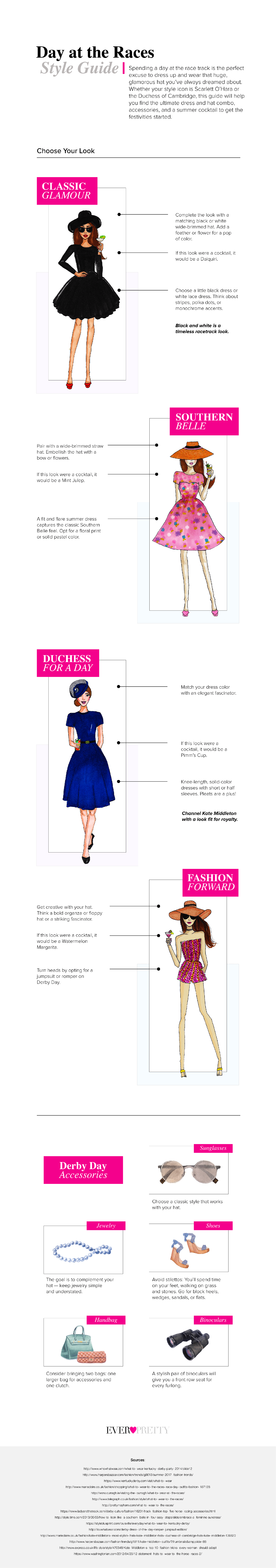 Dress for a Day at the Races
