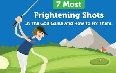 7 Most Frightening Shots In The Golf Game And How To Fix Them