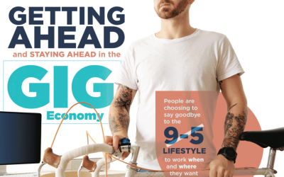 Getting Ahead And Staying Ahead In The Gig Economy