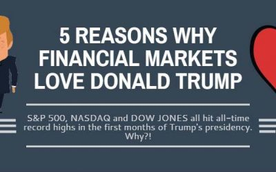 Why Do Financial Markets Love Donald Trump?
