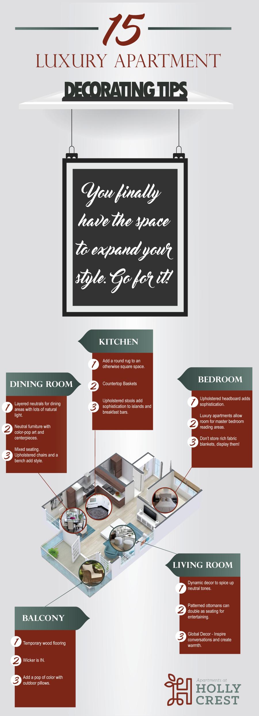 15 Luxury Interior Decorating Tips