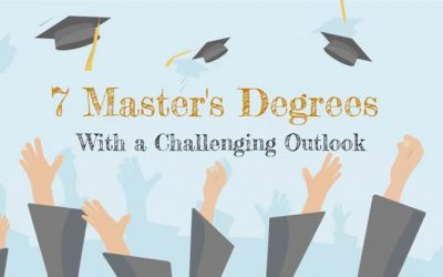 7 Master's Degrees With a Challenging Outlook