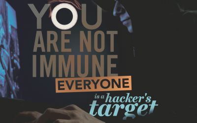 You Are Not Immune: Everyone Is A Hacker's Target
