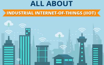 All About Industrial Internet-of-Things