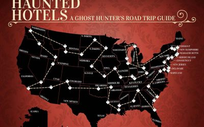 Haunted Hotels: A Ghost Hunter's Road Map