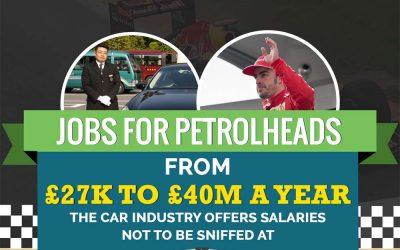 Jobs For Petrolheads