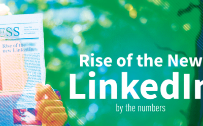 Rise Of The New LinkedIn By The Numbers