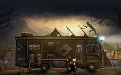How To Mod Your Motorhome for the Zombie Apocalypse
