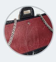 History of the Chanel 2.55 Handbag