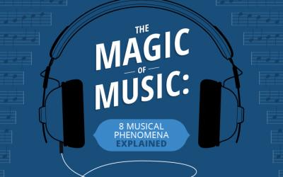 The Magic of Music: 8 Musical Phenomena Explained
