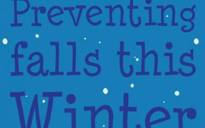 Preventing Falls This Winter