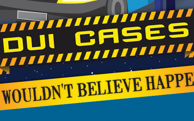 16 DUI Cases You Won't Believe Really Happened