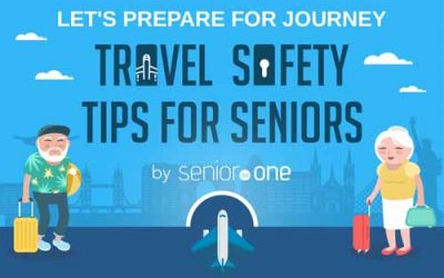 Let's Prepare for Journey: Travel Safety Tips for Seniors