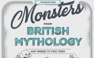 Monsters From British Mythology and Where to Find Them