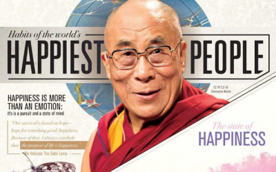 Habits Of The World's Happiest People