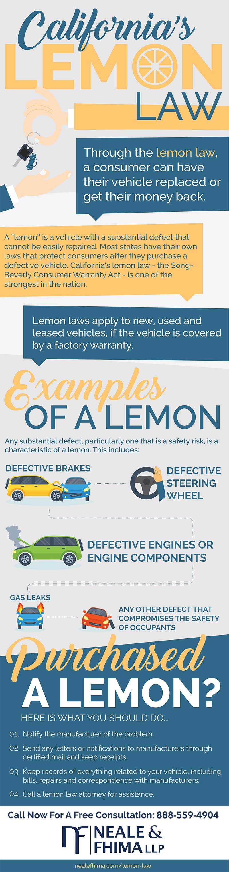 California's Lemon Law