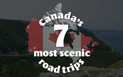 Canada's 7 Most Scenic Road Trips