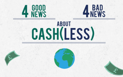 4 Good News and 4 Bad News About Cash(Less)