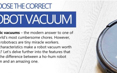 Choose the Correct Robot Vacuum