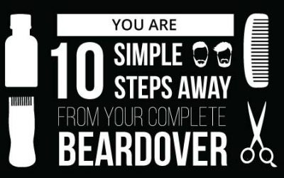 How To Trim and Shape Your Beard Fast and Easy