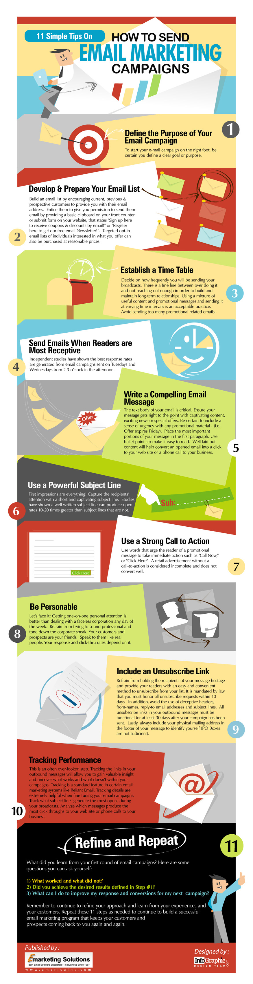 How to Send Email Marketing Campaigns