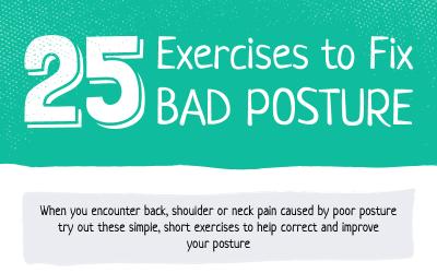 25 Exercises to Help Improve Posture
