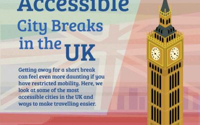 Mobile Scooter Accessible City Breaks in the UK