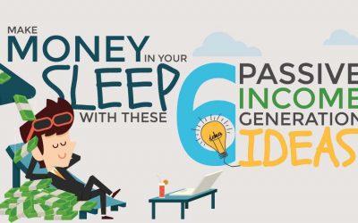 Passive Income Generation Ideas