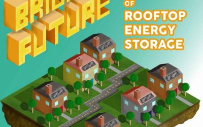 Rise of Rooftop Energy Storage