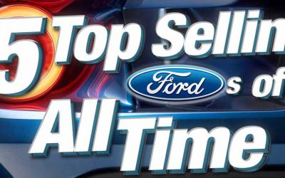 5 Top Selling Fords of All Time