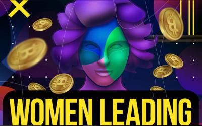 Women Leading The Future Of Blockchain