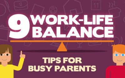 9 Work-Life Balance Tips for Busy Working Parents