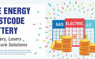 The UK Energy Postcode Lottery