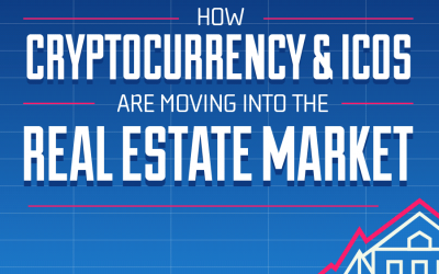 How Cryptocurrency And ICOs Are Moving Into The Real Estate Market