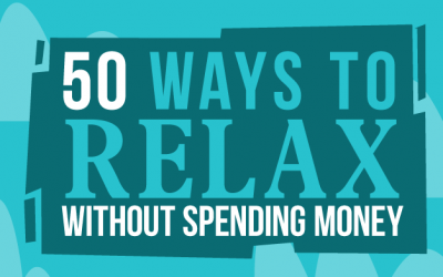 50 Ways to Relax Without Spending Money
