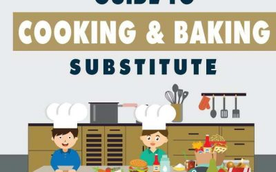 Guide to Cooking & Baking Substitute