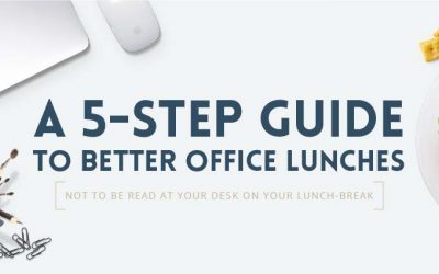 A 5-Step Guide To Better Office Lunches