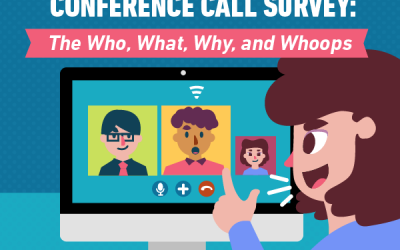 Conference Call Survey: The Who, What, Why, and Whoops