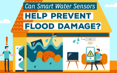 Can Smart Water Sensors Help Prevent Flood Damage?