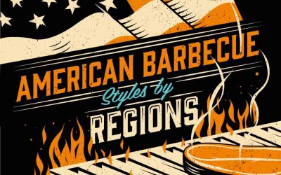 American Barbecue Styles by Regions