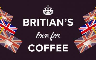 Britain's Love For Coffee