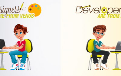 Designers Are From Venus And Developers Are From Mars