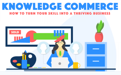 Knowledge Commerce: How To Turn Your Skill Into A Thriving Business