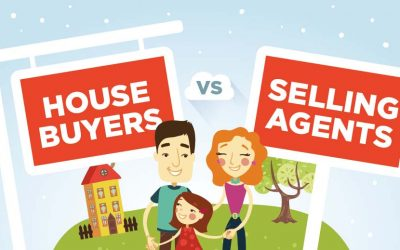 Online House Buyers vs Estate Agents