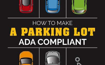 How to Make a Parking Lot ADA Compliant