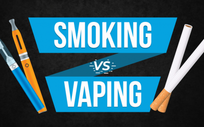 Smoking vs. Vaping: What You Need to Know