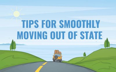 Tips for Smoothly Moving Out of State