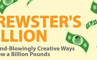 Brewster's Billion – 12 Mind-blowingly Creative Ways to Blow a £1Billion