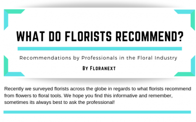 What Do Florists Recommend?