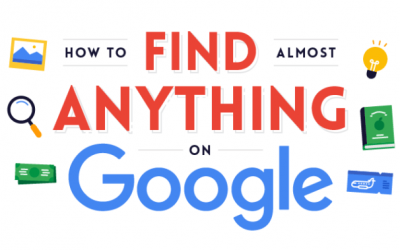 How to Find (Almost) Anything on Google